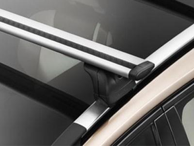 Lasthållare, vingprofil för bilar med rails