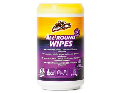 All Round Wipes